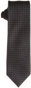 French Connection Mens Black Size Tie