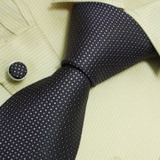 Wedding handmade silk tie